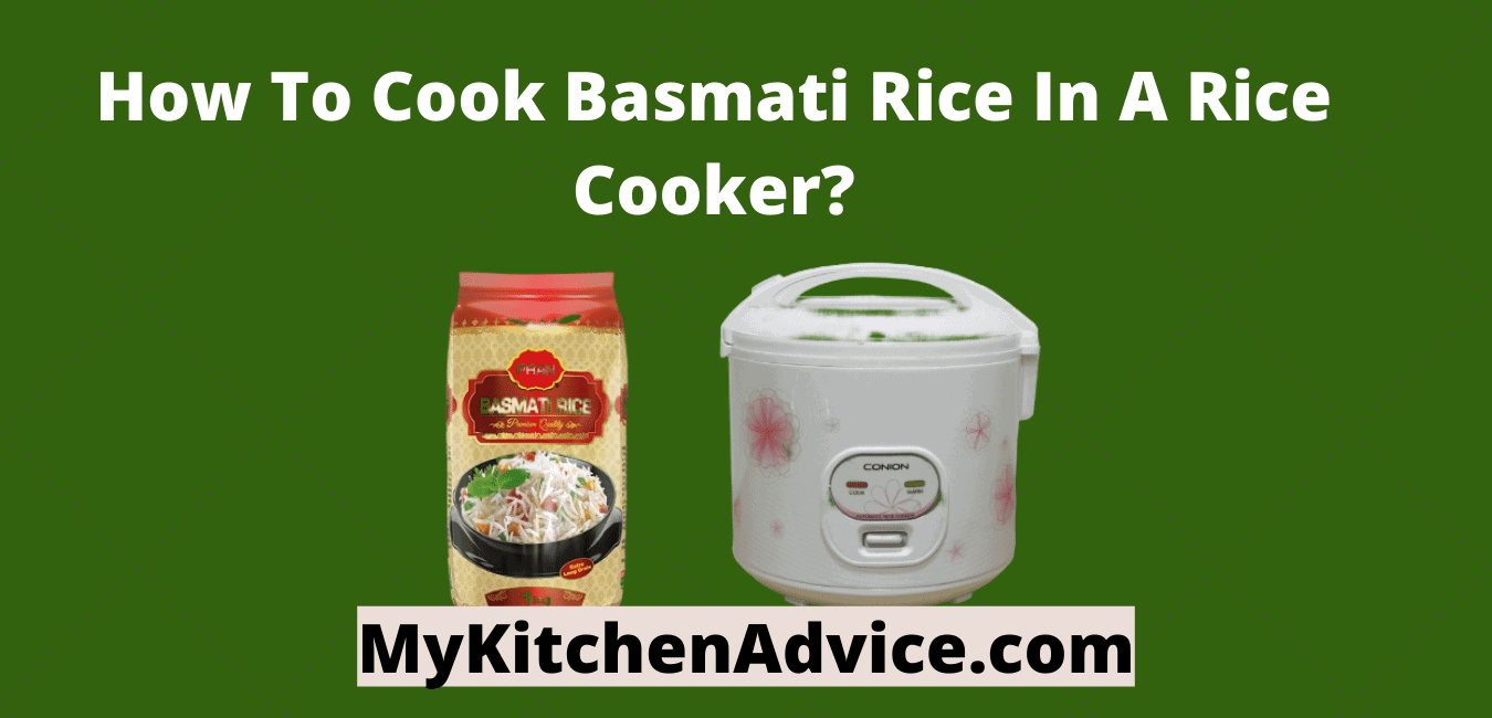 how to cook basmati rice in a rice cooker