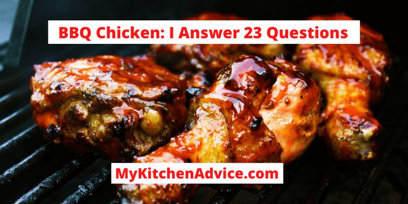 BBQ Chicken : I Answer 23 Questions